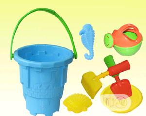 Toy Beach Bucket Sand Castle Play Set   Toys for sale in Lagos State, Lagos Island (Eko)