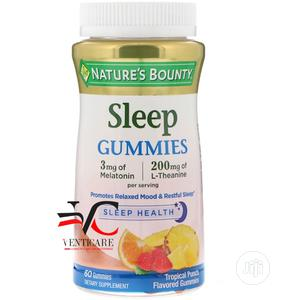 Nature's Bounty Sleep Gummies Tropical Punch Flavored 60   Vitamins & Supplements for sale in Lagos State, Ojo
