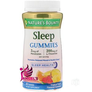 Nature's Bounty Sleep Gummies Tropical Punch Flavored 60 Gummies   Vitamins & Supplements for sale in Lagos State, Ojo