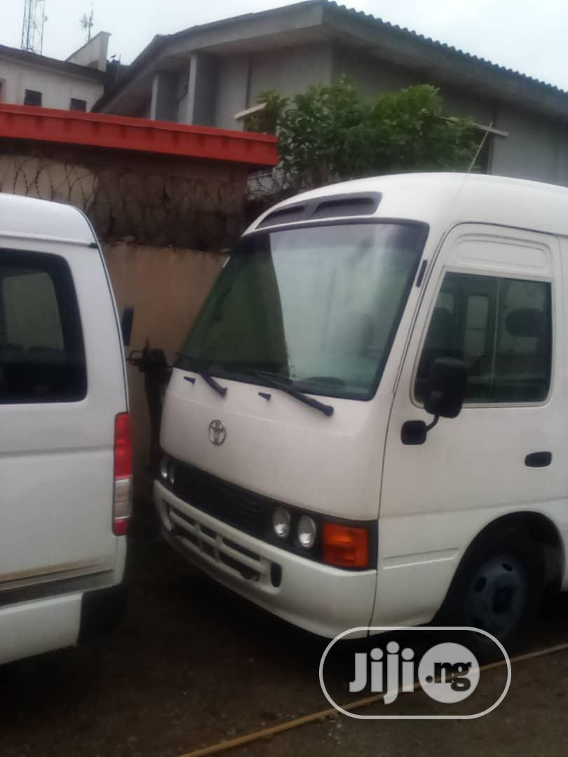 2006 Toyota Coaster Bus   Buses & Microbuses for sale in Ikeja, Lagos State, Nigeria