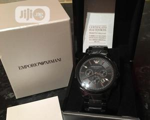 Emporio Armani Ar1410 Quality Ceramics Watch | Watches for sale in Lagos State, Ikotun/Igando