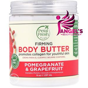 Petal Fresh Pure Body Butter Firming Pomegranate & Grapefruit 237ml | Skin Care for sale in Lagos State, Ojo