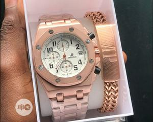 Audemars Piguet AP Watch With Free Bracelet😍 | Watches for sale in Lagos State, Yaba