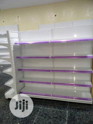Supermarket Shelves   Store Equipment for sale in Edo State, Benin City