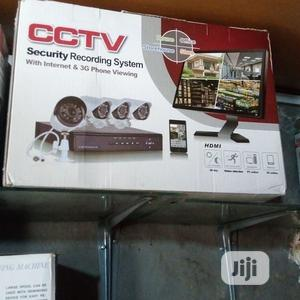 CCTV Kit-High Definition(AHD) With Remote View 4 Channels | Security & Surveillance for sale in Lagos State, Ikeja