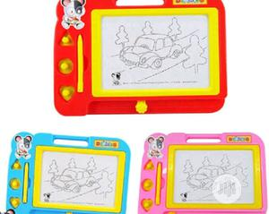 Children's Magic Writing Drawing Board for Kids With Pen - 12pcs   Toys for sale in Lagos State, Lagos Island (Eko)