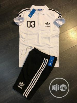 Authentic Adidas Up Down Short | Clothing for sale in Lagos State, Alimosho