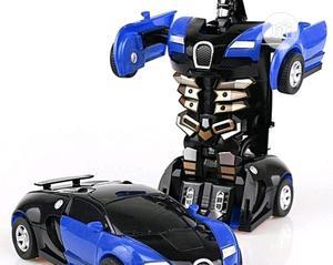 Ndream Transformation Car Toy Bugatti Car Robot For Kids | Toys for sale in Lagos State, Lagos Island (Eko)