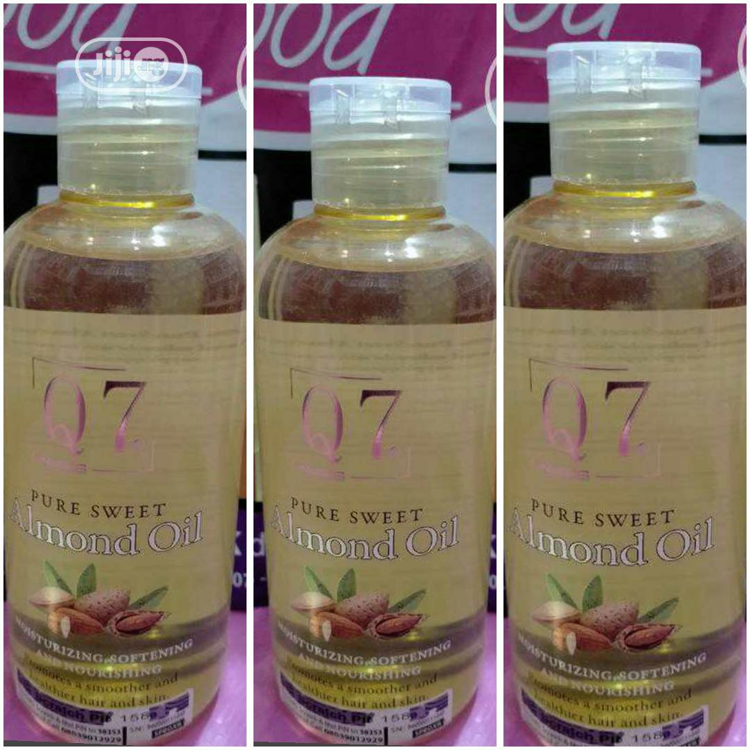 Archive: Q7 Pure Sweet Almond Oil