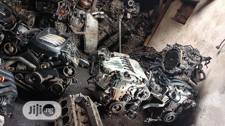 Touareg Engine V6