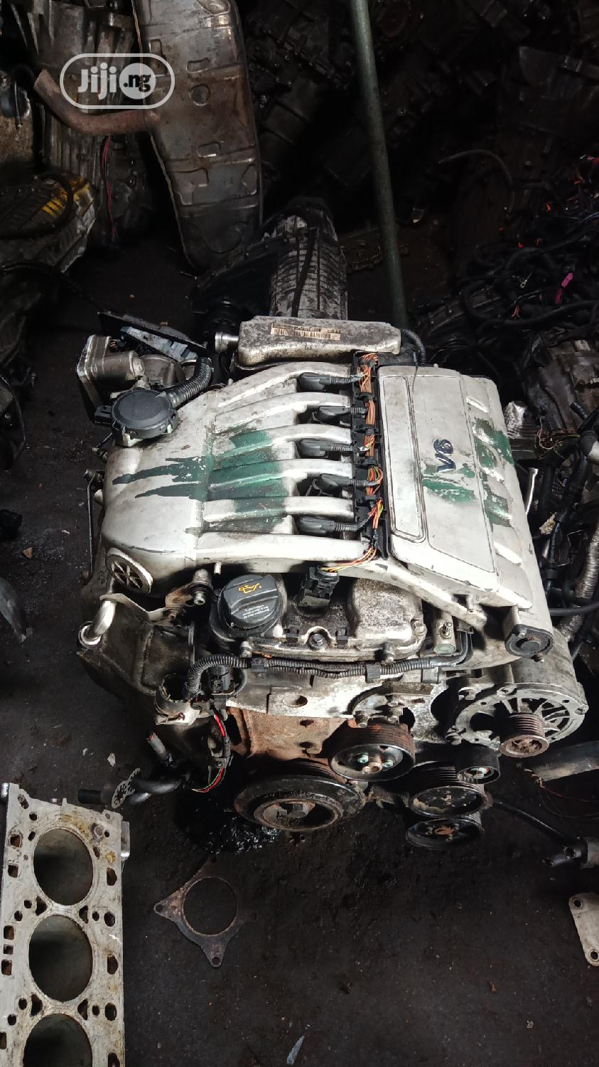 Touareg Engine V6 | Vehicle Parts & Accessories for sale in Mushin, Lagos State, Nigeria