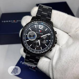 Top Quality Tommy Hilfiger Stainless Watch | Watches for sale in Lagos State, Magodo