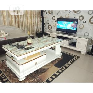 Fancy New Design Tv Stand & Table | Furniture for sale in Lagos State, Ibeju