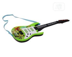 Ben 10 Musical Guitar (Green)   Toys for sale in Lagos State, Lagos Island (Eko)