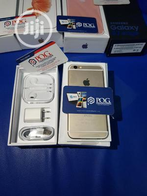 Apple iPhone 6 64 GB Gold   Mobile Phones for sale in Lagos State, Amuwo-Odofin