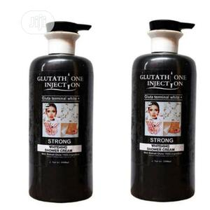 Glutathione Injection Strong Whitening Shower Cream | Bath & Body for sale in Lagos State, Amuwo-Odofin
