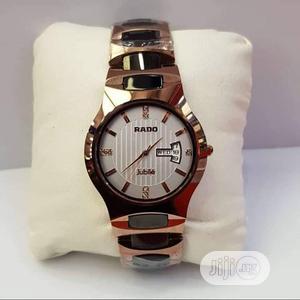 Rado Ceramic Chain Wrist Watch Good Quality With Guarantee | Watches for sale in Lagos State, Lagos Island (Eko)