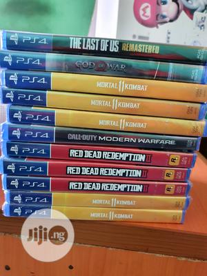 Red Dead Redemptions 2 Ps4 | Video Games for sale in Oyo State, Ibadan