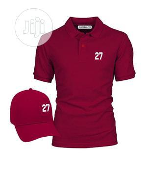 Chrysolite Designs 27 Polo Cap Bundle - Wine   Clothing Accessories for sale in Lagos State, Lagos Island (Eko)