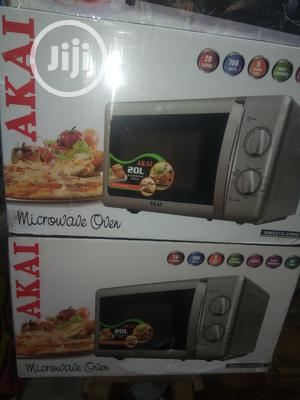AKAI 20 Litre Microwave Oven With Grill   Kitchen Appliances for sale in Lagos State, Lagos Island (Eko)