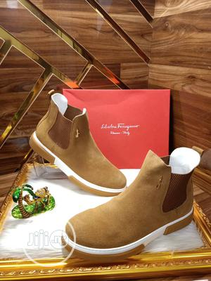 Salvatore Ferragamo Boots   Shoes for sale in Lagos State, Lagos Island (Eko)