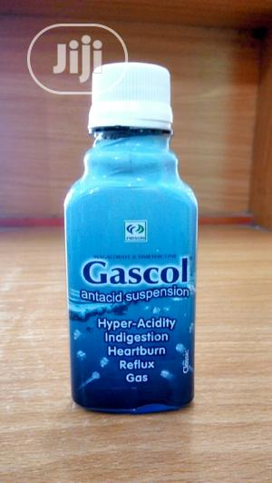 Gascol Antacid Suspension   Vitamins & Supplements for sale in Lagos State, Surulere