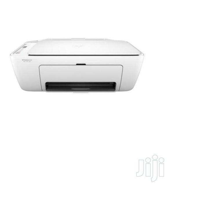 Hp Deskjet 2620 All-in-one Printer (Print, Scan & Copy)