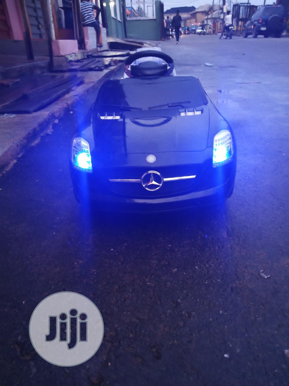 Tokunbo Uk Used Mercedes Benz Toy Car Black