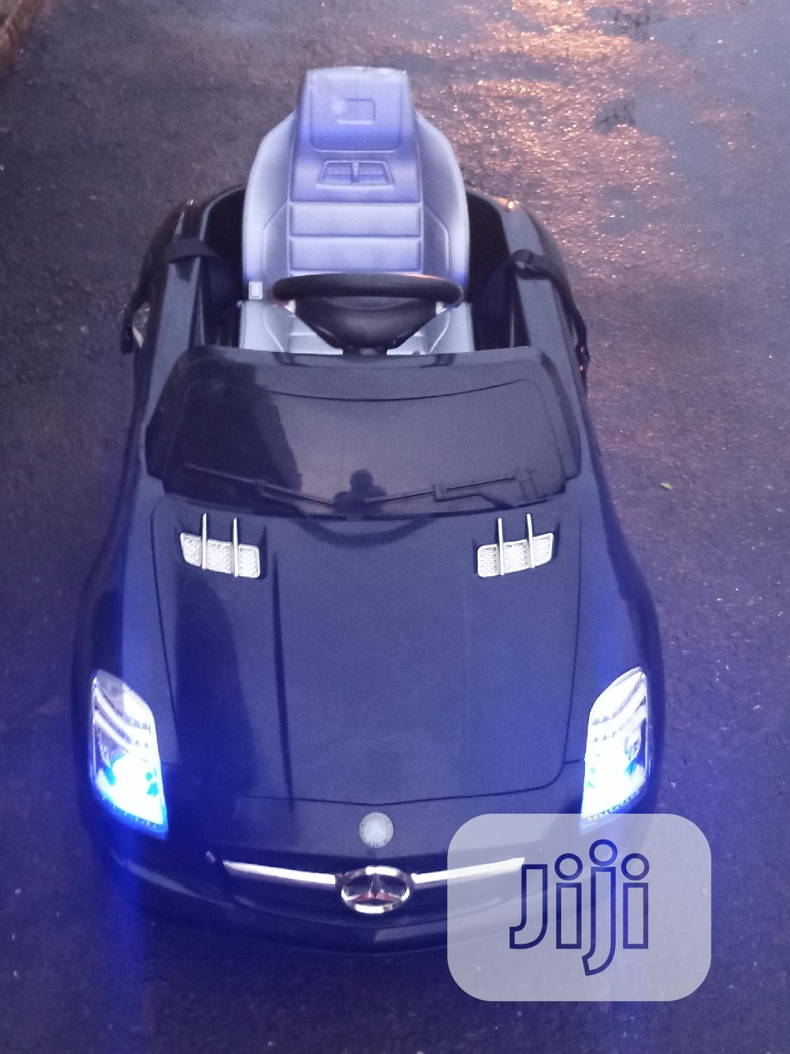 Tokunbo Uk Used Mercedes Benz Toy Car Black | Toys for sale in Ikeja, Lagos State, Nigeria
