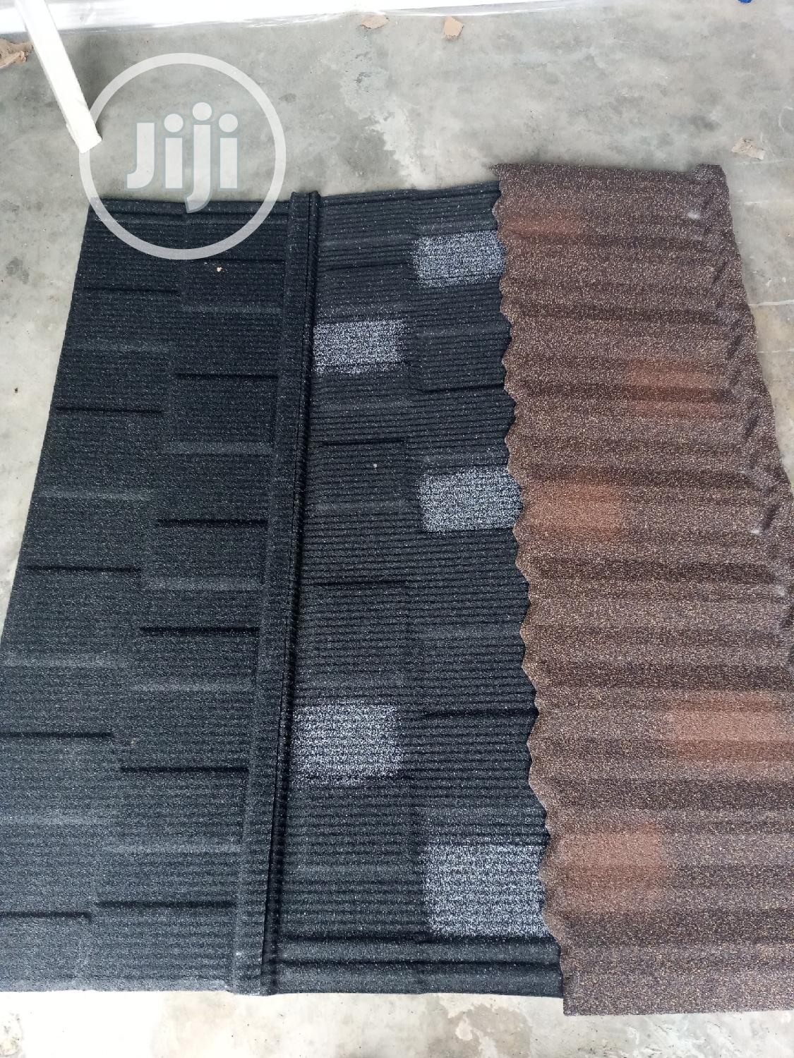 Archive: Stone Coated Roof Tiles