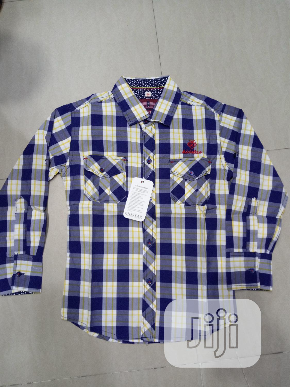 Boys Shirts   Children's Clothing for sale in Lagos Island (Eko), Lagos State, Nigeria