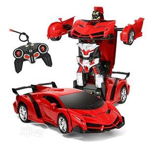 Transformation Car Robot Toys for Child | Toys for sale in Lagos State, Lagos Island (Eko)