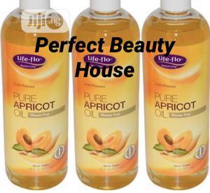 Life-flo Pure Apricot Oil Skin Care 16 Fl Oz (473ml)   Skin Care for sale in Lagos State, Ikeja