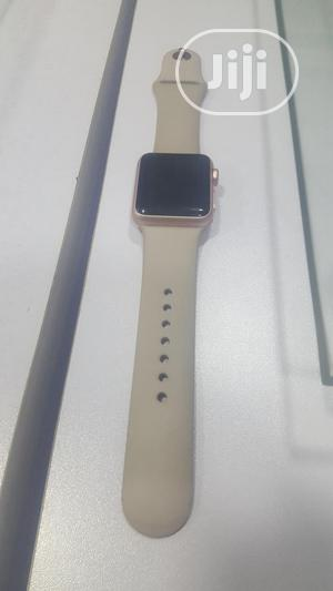 Apple I Watch Series1 (38)MM   Smart Watches & Trackers for sale in Lagos State, Ifako-Ijaiye