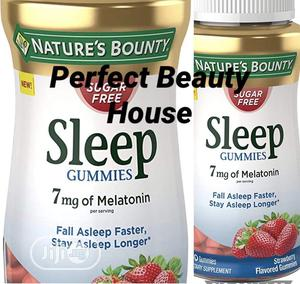 Nature's Bounty Sleep Gummies Tropical Punch Flavored 60 Gummies   Vitamins & Supplements for sale in Lagos State, Ikeja