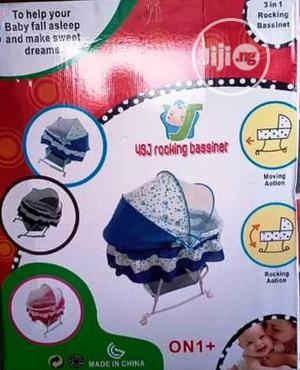 Baby Bed (Cradle Bassinet) With Net   Children's Furniture for sale in Lagos State, Alimosho