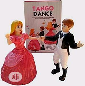 Prince Doll & Princess Doll Tango Dance Toy With Light & Music For Kid   Toys for sale in Lagos State, Lagos Island (Eko)