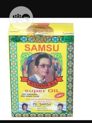 Samsu Oil for Premature Ejaculation   Sexual Wellness for sale in Lagos State, Amuwo-Odofin