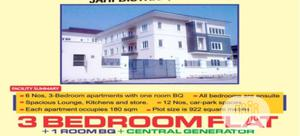 Brand New Flat   Houses & Apartments For Sale for sale in Abuja (FCT) State, Jahi