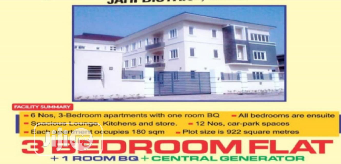 Brand New Flat   Houses & Apartments For Sale for sale in Jahi, Abuja (FCT) State, Nigeria
