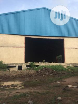 1 Acre Land Warehouse | Commercial Property For Sale for sale in Lagos State, Agege