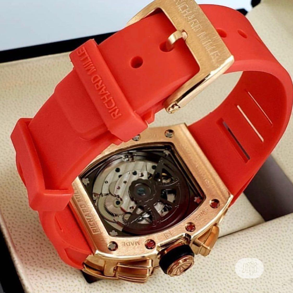 Richard Mille Watch   Watches for sale in Surulere, Lagos State, Nigeria