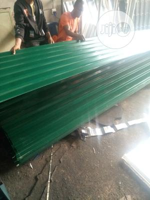 Longs Pan Aluminum Roofing   Building Materials for sale in Lagos State, Yaba