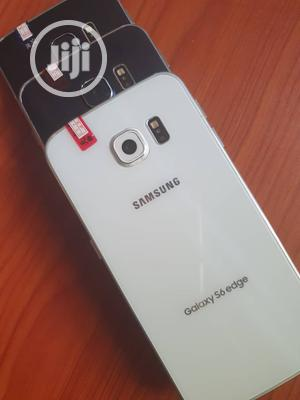 Samsung Galaxy S6 edge 64 GB White   Mobile Phones for sale in Lagos State, Ikeja