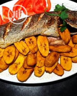 Grill/Barbecue Fish And Chicken | Meals & Drinks for sale in Lagos State, Ojodu