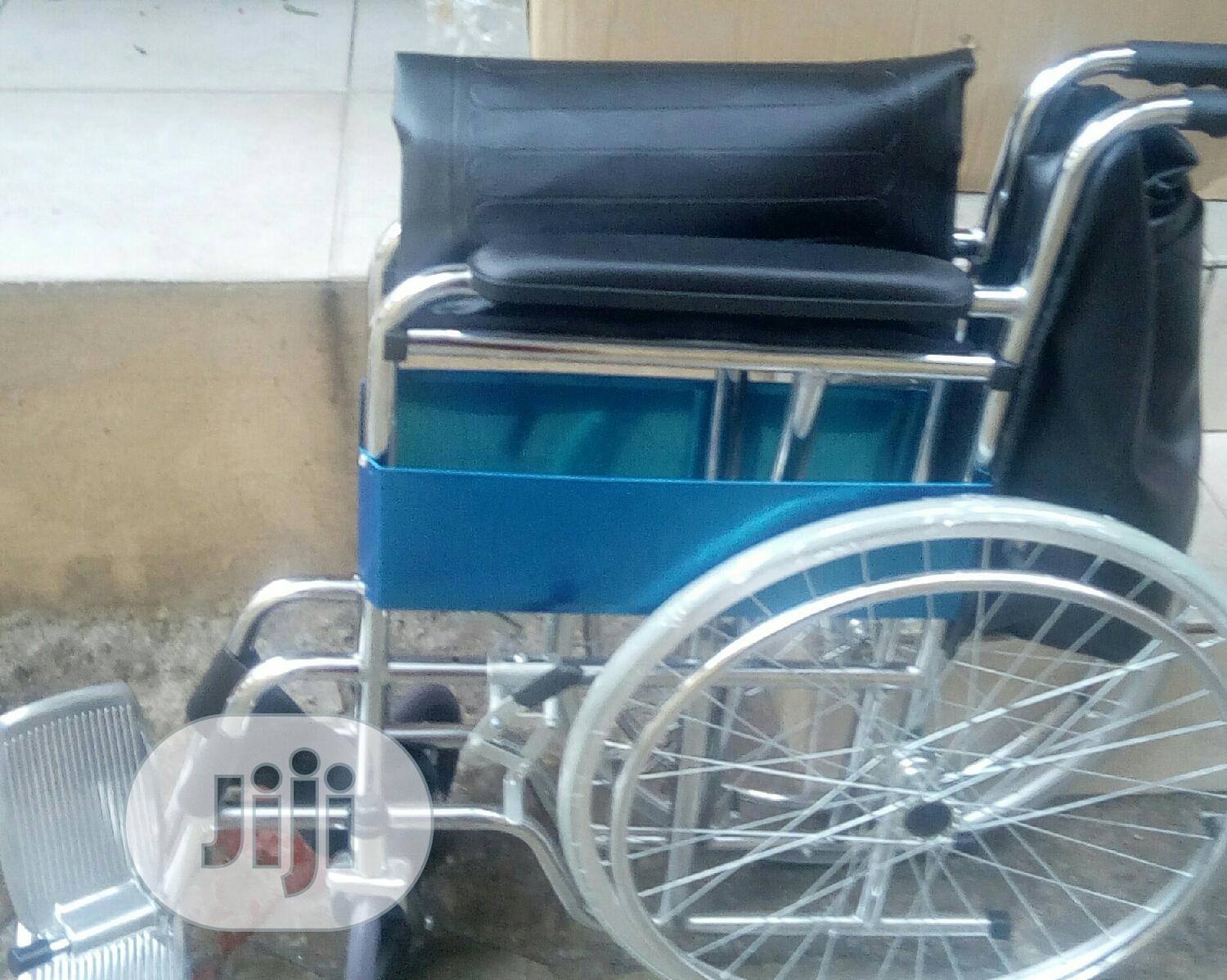Archive: Mobile Wheelchair