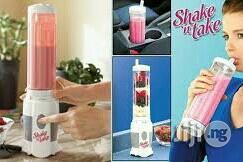 Shake N Take Smoothie Blender Plain And Double Bottle   Kitchen Appliances for sale in Lagos State