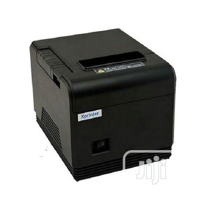 Archive: POS Receipt Printer 80mm Thermal Xprinter With Autocutter