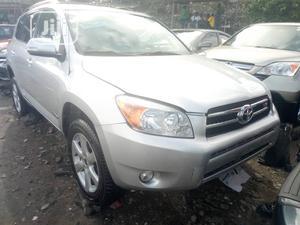 Toyota RAV4 2008 3.5 Silver | Cars for sale in Lagos State, Apapa