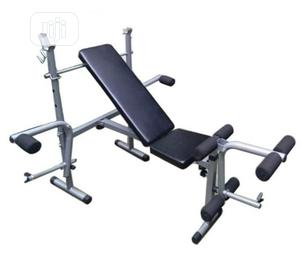 Weight Bench Premium Quality   Sports Equipment for sale in Lagos State, Ojodu